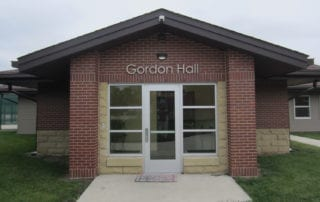 gordon hall wernle facility