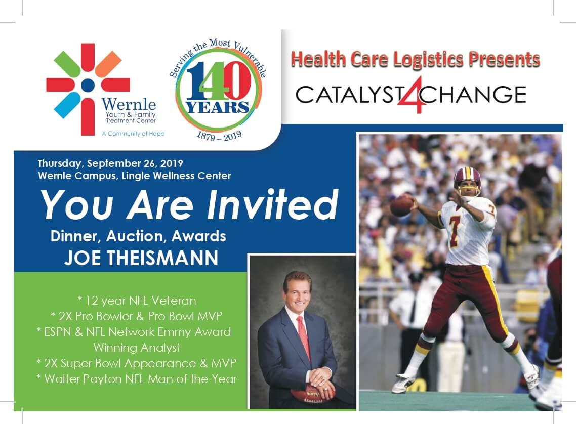 Invite to Health Care Logsitic J